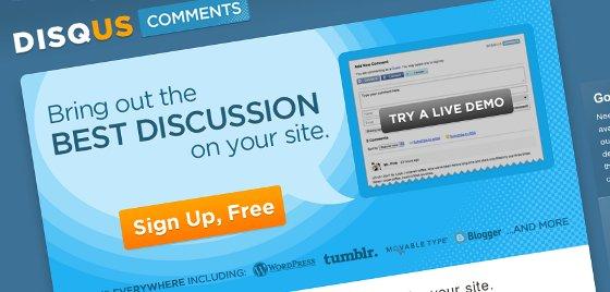Comment installer facilement des commentaires sur Tumblr grâce à Disqus