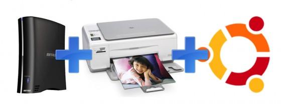 configurer le partage d u0026 39 imprimante entre un serveur nas et