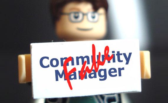 Lettre ouverte aux soi-disant «Community Manager»