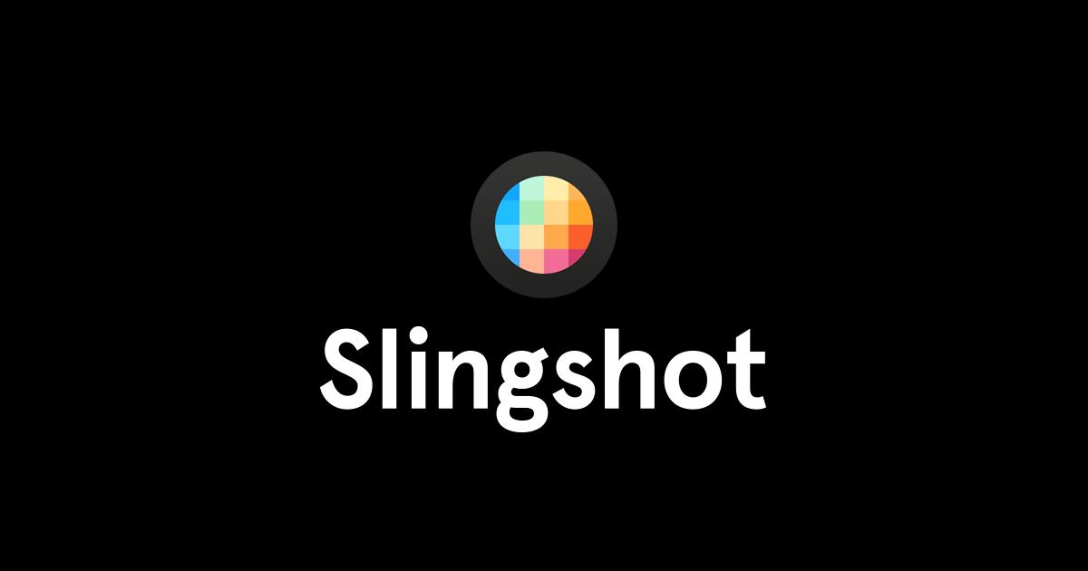 Slingshot le SnapChat-killer de Facebook enfin disponible en France