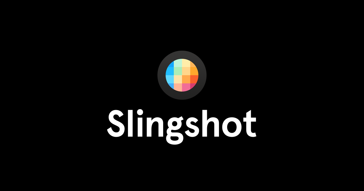 Slingshot le SnapChat-killer de Facebook enfin disponible en France