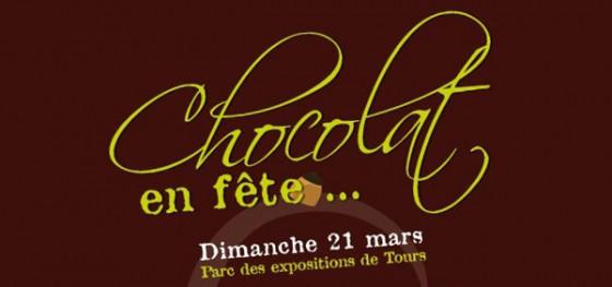 """Le salon """"Chocolat en fête"""" à Tours"""
