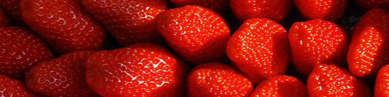 La fraise un fruit d'été pour faire du sport